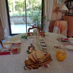 petit déjeuner intérieur